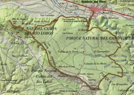 Subida Pico Navas IBERPIX
