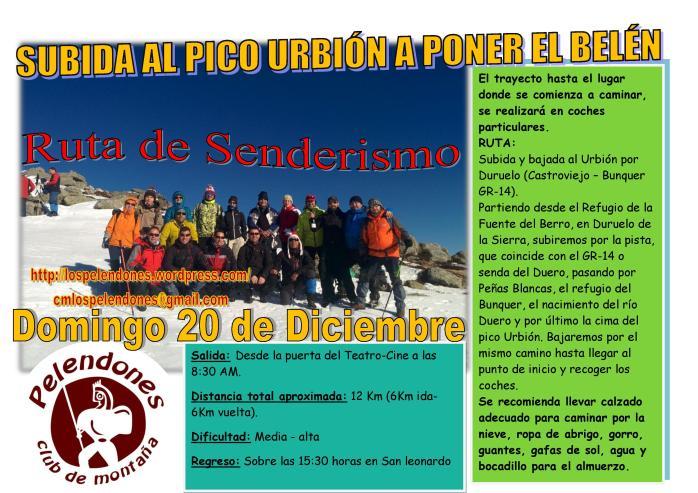 Cartel subida a poner el Belen al Urbión 2015-page-001