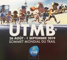 Cartel UTMB 2019