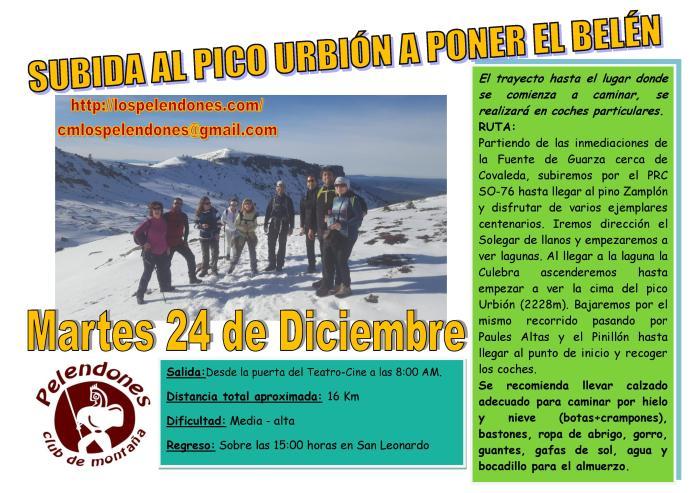 Cartel subida a poner el Belen al Urbión 2019-page-001